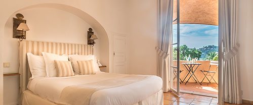 Prestige rooms with balcony